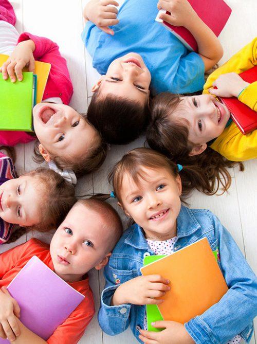 Английский для детей от 4 до 6 лет